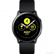 Samsung Galaxy Watch Active (черный титан)