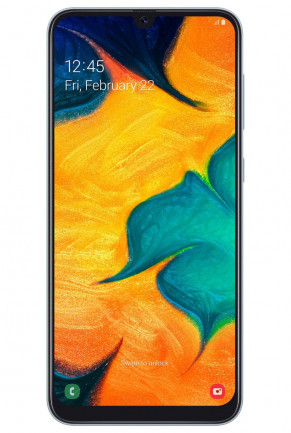 Samsung Galaxy A30 64GB (2019) черный